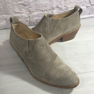 Rag & Bone taupe Suede ankle boots size 7.5